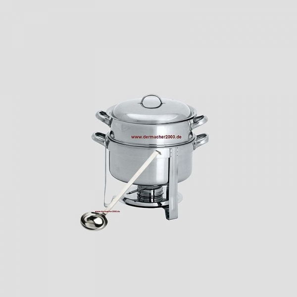 Saucen Suppen Chafing - Dish 7,5l